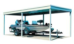 steel carport kit
