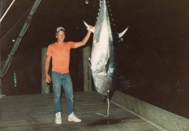 Bluefin Tuna 1986