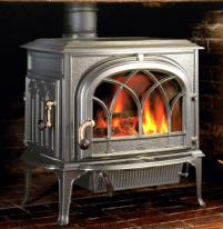 efficient wood stove